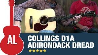 Collings D1A (Adirondack Dreadnought)
