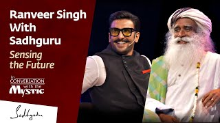 Ranveer Singh With Sadhguru - In Conversation with The Mystic @IIMBue 2018 thumbnail
