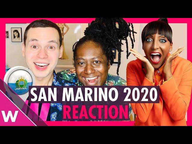Eurovision 2020 San Marino - Senhit
