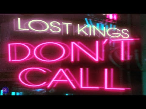 Lost Kings - Don't Call (1 Hour Mix + lyrics in description)