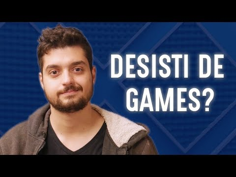 DESISTI DE GAMES NO CANAL?