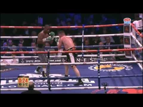 2014-03-29 Frankie Gavin vs Sacky Shikukutu