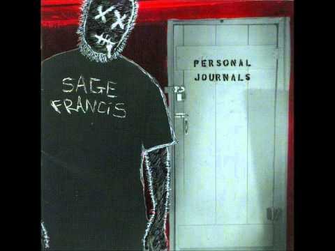 Sage Francis - Black Sweatshirt