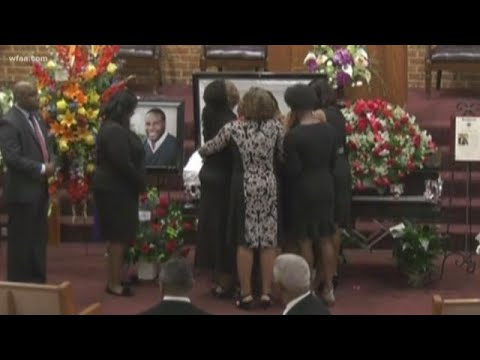 Funeral services held for Botham Jean