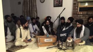Bhai Amrik Singh Ji (Detroit) - Jogee Andhar Jogeeaa
