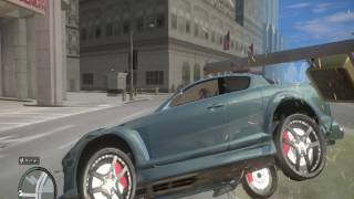 GTA IV - A Pior Handling.dat que Existe ! (Inacreditavel) (HAHA) !