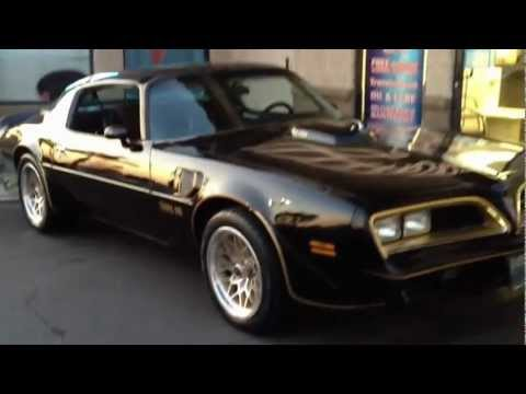 15 Inch Tires >> Year One 17's On 77 Bandit Trans Am - YouTube