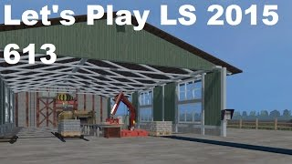 "[""Landwirtschafts Simulator 2015"", ""Let's Play"", ""LS15"", ""#613""]"