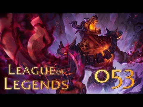 League of Legends LoL [053] | Let's Play | Noob2Tube | Aufstieg um jeden Preis (Nasus)