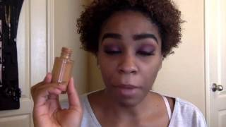 MAC Studio Fix Fluid NC45 | QUICK DEMO & REVIEW | x_incredibleL