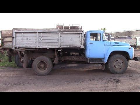 Зил ММЗ 4502, с двигателем МТЗ Д 240