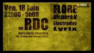 PUREMIX Ellebore du 18 Juin 2010 avec FLORE au RDC !