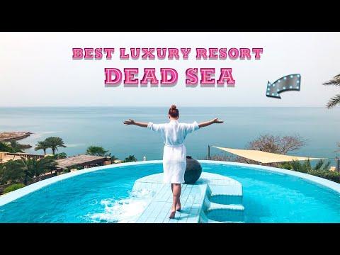 Best Luxury Resort - Dead Sea - Movenpick Resort And Spa