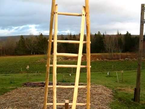 Making A Apple Ladder Youtube