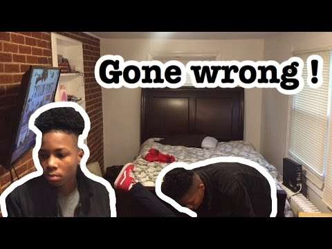 Prank on friend gone WRONG!!