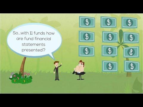 US-Gaap : GASB - Fund Financial Statements