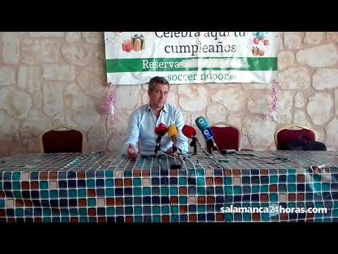 María Hernández explica los motivos de su destitución en el Salamantino