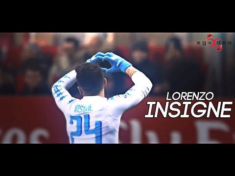 Lorenzo Insigne ► Il Magnifico - SSC Napoli | Goals, Skills & Assists 2016/17 HD