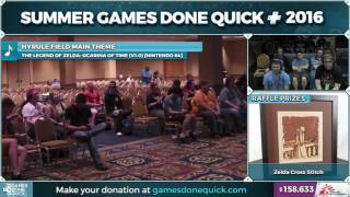 The Legend of Zelda: Four Swords Adventures by Zmaster91 in 2:15:38 - SGDQ2016 - Part 40