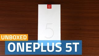 OnePlus 5T Unboxing | Price, Specifications, and More