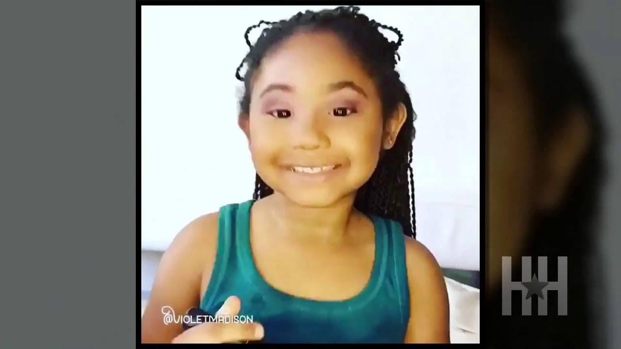Christina Milian Says 5-Year-Old Daughter's Makeup ...