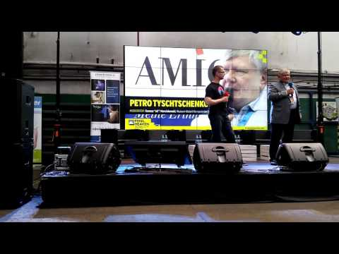 Petro Tyschtschenko - CEO of Amiga Inc.