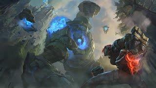 League of Legends SUMMONER'S RIFT Login Theme
