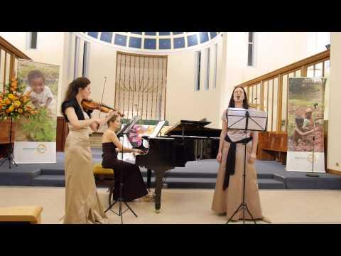 Meine Lippen - Giuditta : BelVil Trio