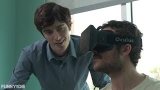 First Look at the New Oculus Rift Facebook App