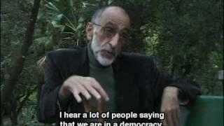 João César Monteiro - Entrevista [Branca de Neve (2000)] 1/4