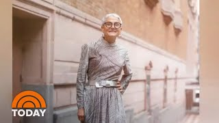 Meet The Fashionista Who Helps Older Women Stand Out In Style | TODAY