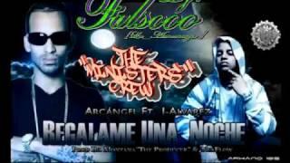 Regalame una noche (( Remix )) J alvarez Arcangel DJ Falsooo [La_Amenaza]