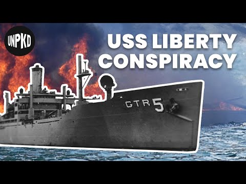 USS Liberty: Israel's Attack On America During The Six Day War
