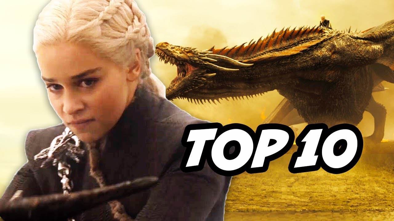 Download Game Of Thrones Season 7 Episode 4 - TOP 10 Q&A