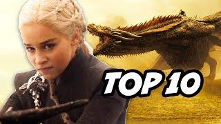 Game Of Thrones Season 7 Episode 4 - TOP 10 Q&A