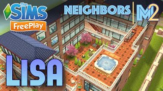 Sims FreePlay - Lisa L