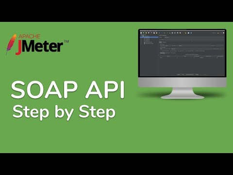 JMeter Beginner Tutorial | How to create SOAP API Request