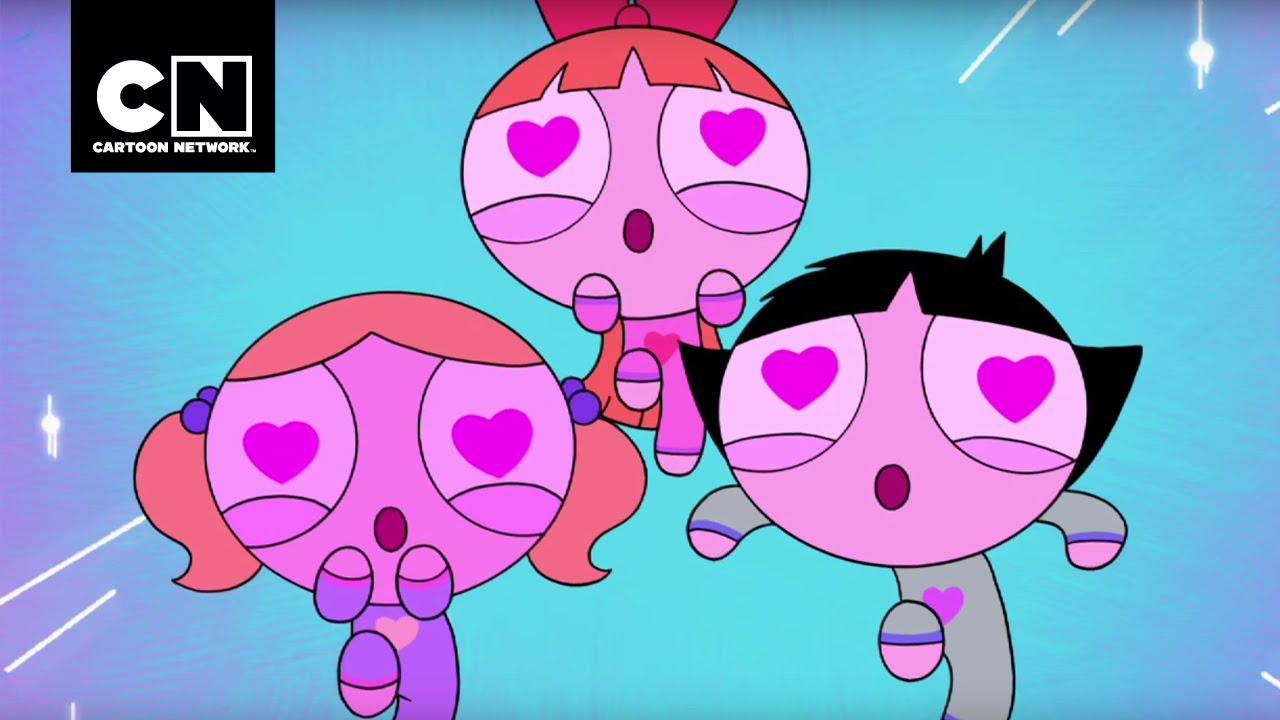 Wallpaper Powerpuff Girl Festa Do Pijama As Meninas Superpoderosas Cartoon