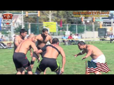 INDIA KABADDI TEAM VS CANADA WEST VANCOUVER KABADDI TEAM OPEN FIRST MATCH