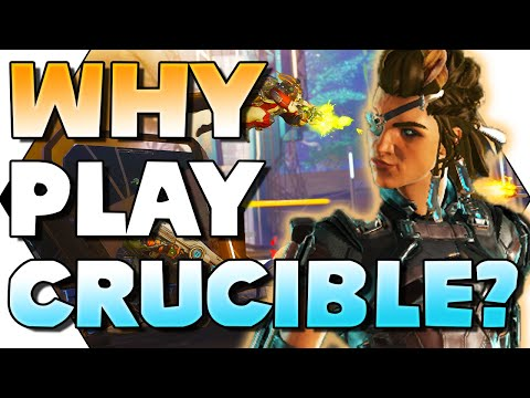 Why YOU Should Play Crucible! - A Beta Player's Perspective #CruciblePartner
