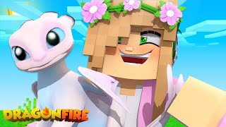 THE WORLDS SMALLEST LIGHT FURY! | Minecraft DragonFire The Corruption | Little Kelly