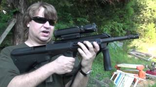 steyr aug 9mm conversion kit review