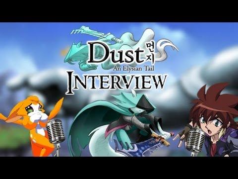 INTERVIEW/PODCAST - Dust: An Elysian Tail Cast: Dust, Fidget, Ahrah & Deven Mack