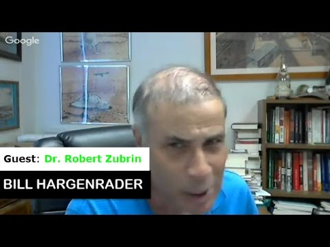Next Level Life - Dr. Robert Zubrin Interviewed by Bill Hargenrader - I Love Mars Edition ep3
