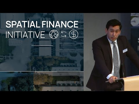 5. Spatial Finance Initiative: Ben Caldecott