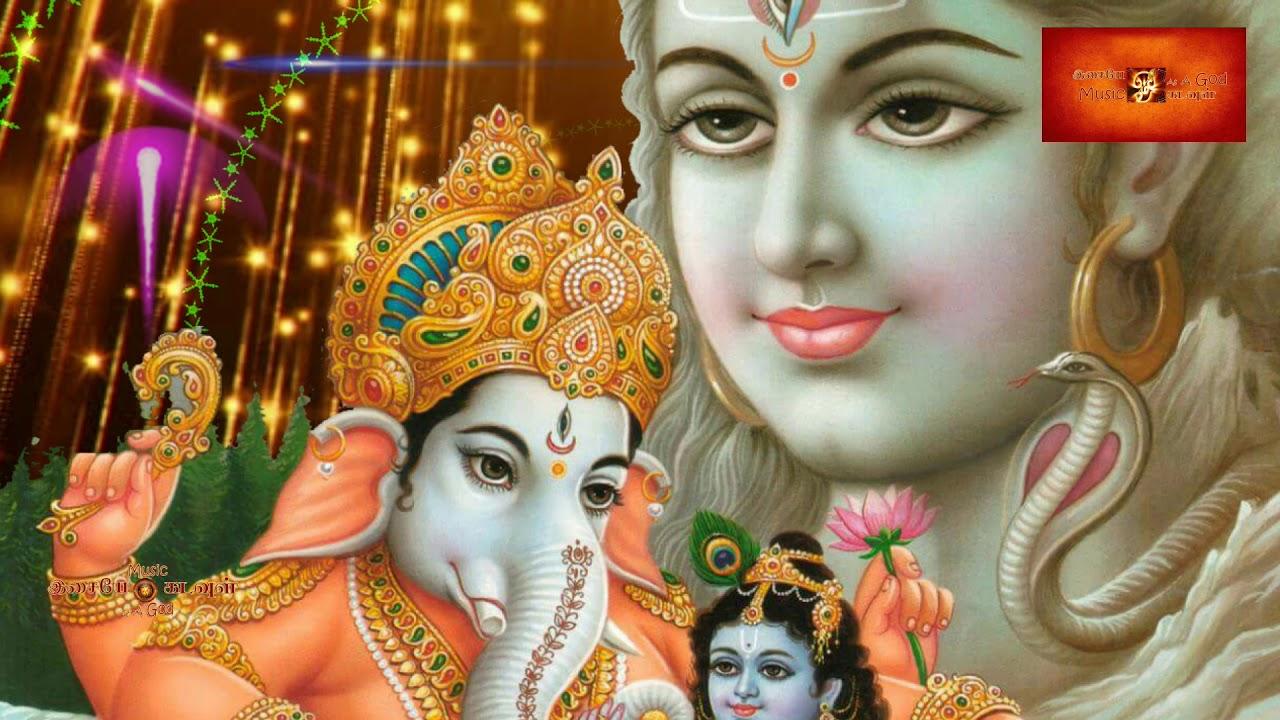 Tamil Devotional Songs Vinayagar Agaval - litegenerator's blog