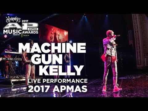 APMA's 2017 Performance: MACHINE GUN KELLY performs