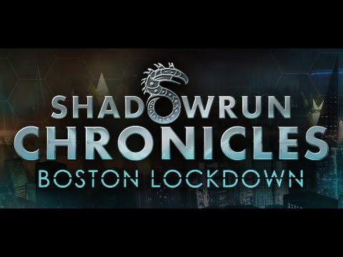 Shadowrun Chronicles - Boston Lockdown : Présentation et impressions