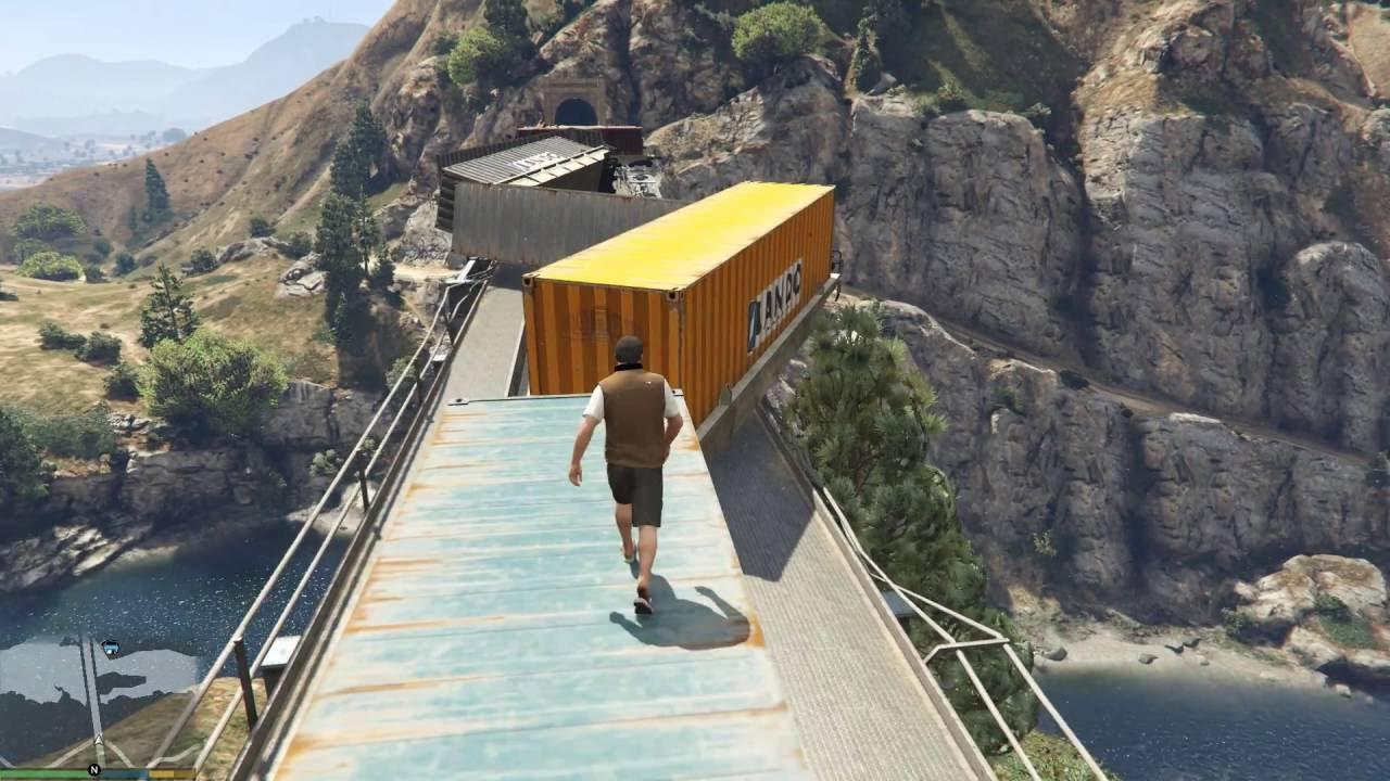 Bí ẩn GTA 5 – 9 Địa điểm thú vị trong game GTA 5