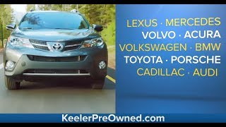 Used Car Sales | Pre-Owned Auto Sales  | Keeler Pre-Owned Center | Keeler Motor Car Company | 12110 thumbnail